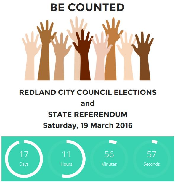 Be counted - RCC Elections